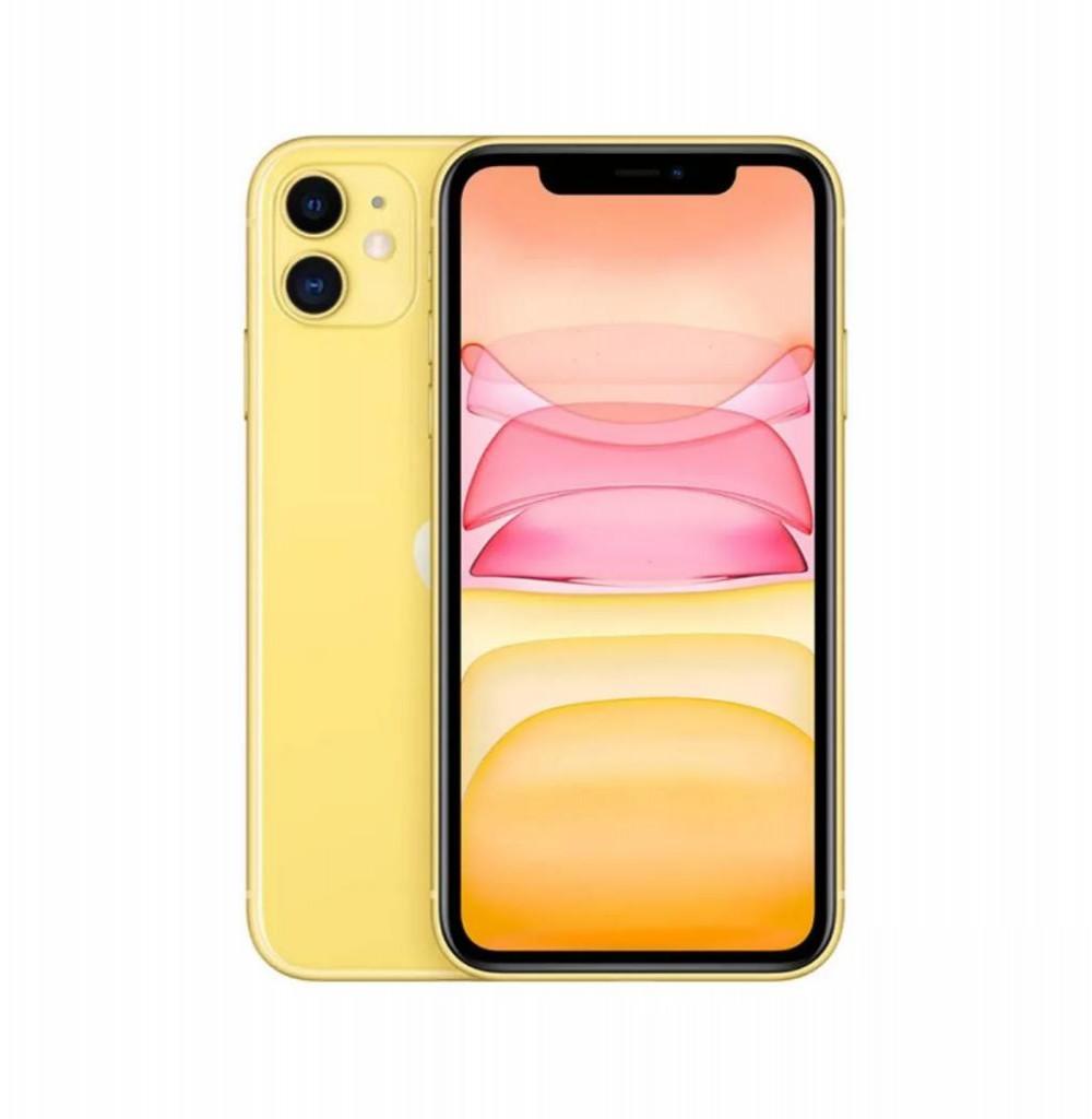 Iphone 11 64GB Amarelo