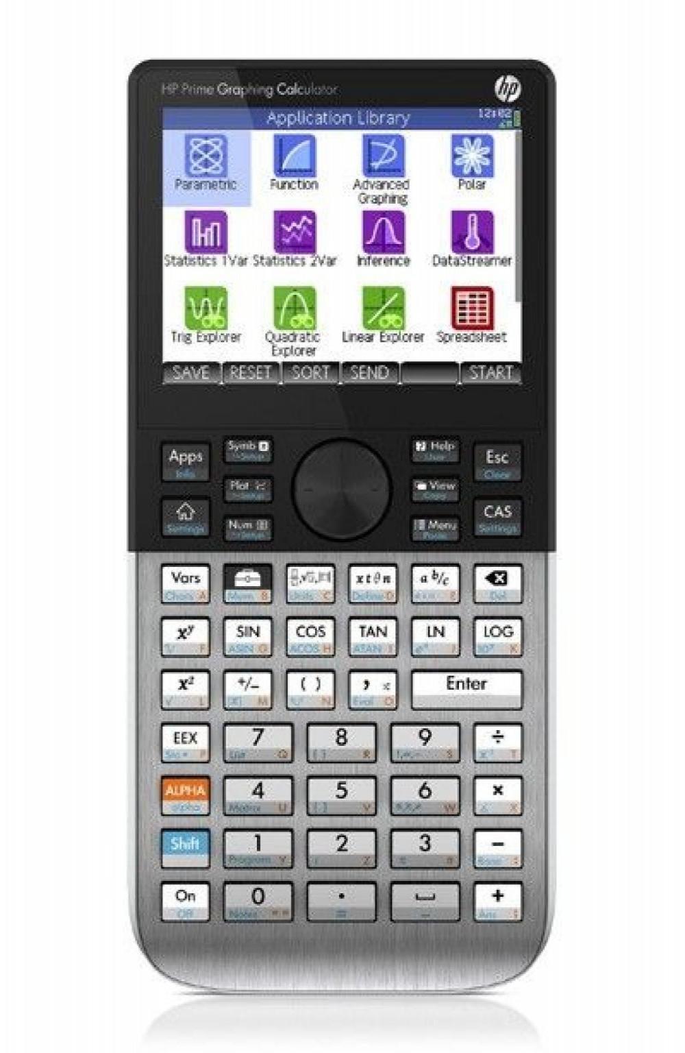 Calculadora HP Prime G2 Gráfica 2AP18AA#B1K