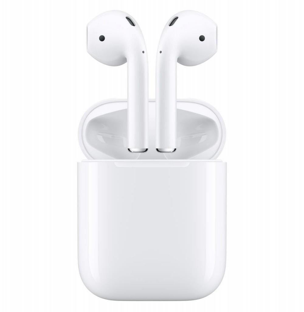 Fone de Ouvido Sem Fio Apple AirPods MMEF2ZA/A com Chip W1 - Branco