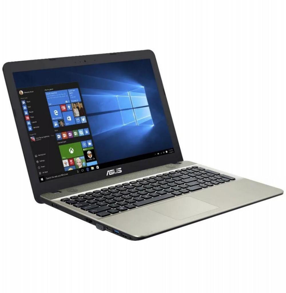 """Notebook Asus X541UA-GO1345T i3-6006U-2.0/ 4/ 1TB/ 15.6""""/ W10/ Espanhol Preto"""