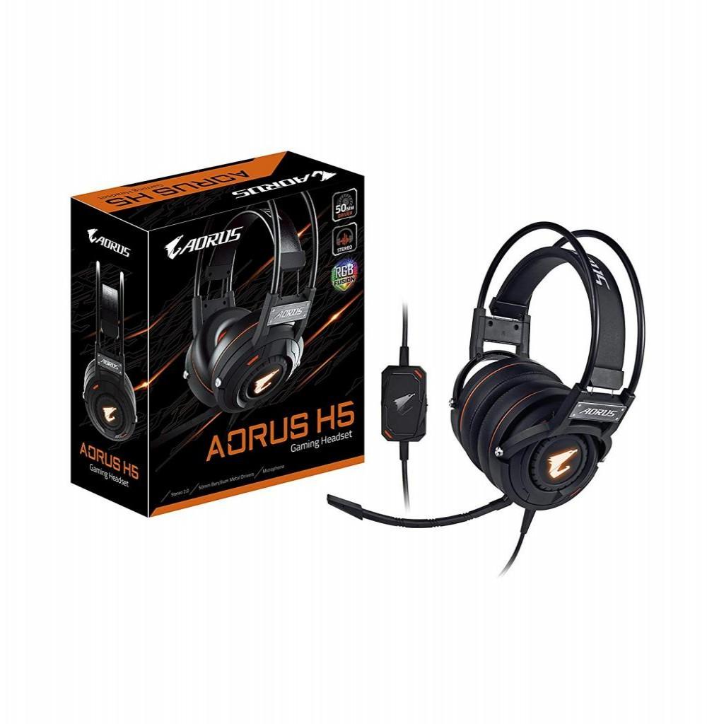 Headset Gigabyte Aorus H5 Usb