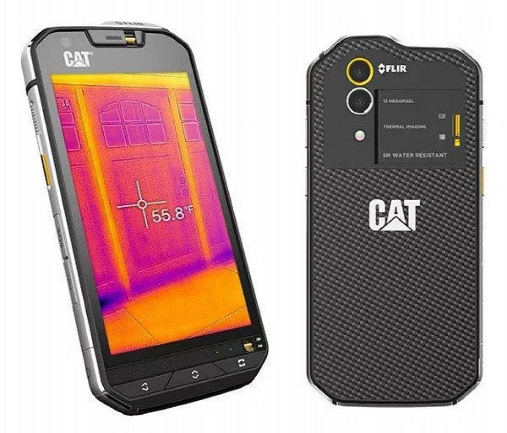 Celular Caterpillar S60 32GB Dual 4G Brasil B1