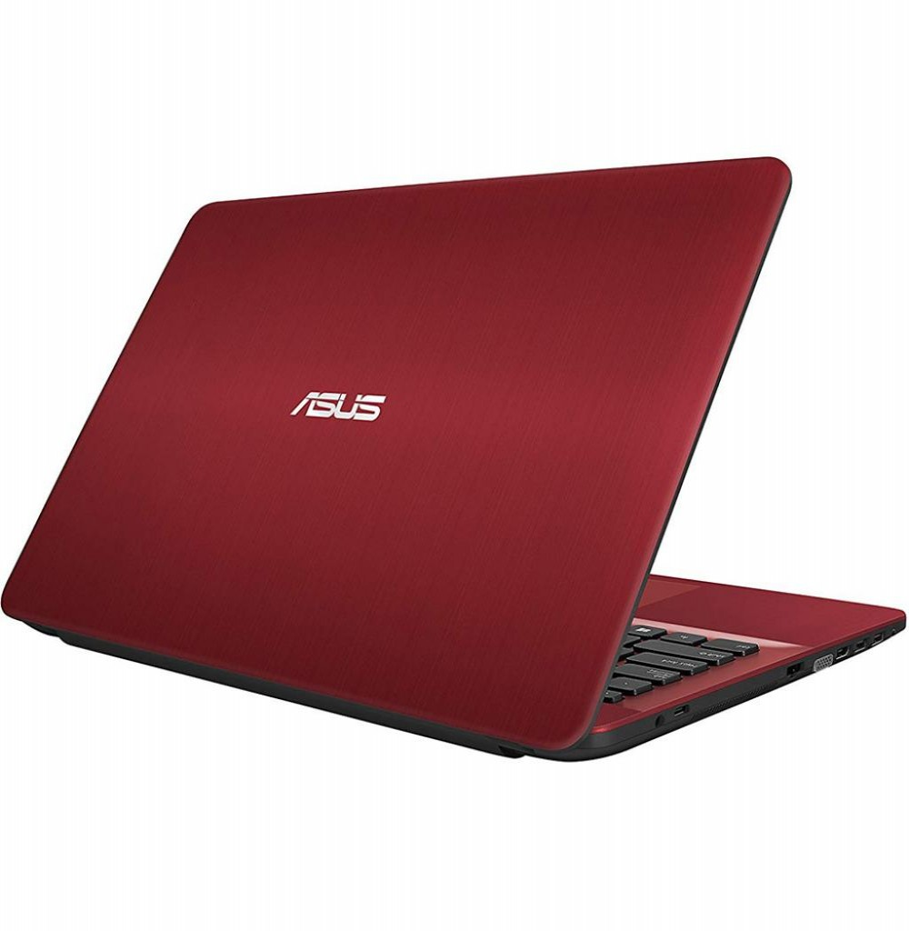 "Notebook Asus X541UA-WB51T i5-7200U 2.5GHZ / 8GB / 1TB / 15.6"" HD / Windows 10 Ingles - Vermelho"