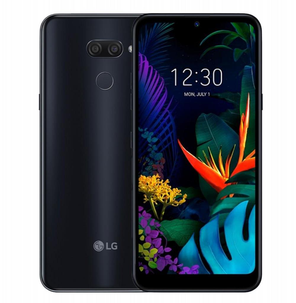 Celular LG K50 32GB Dual LM-X520BMW Preto