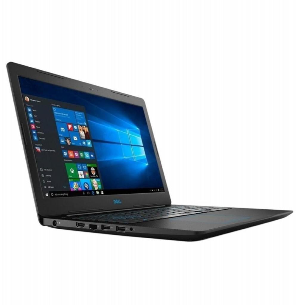 "Notebook Dell G3579-7044BLK i7 2.2GHz/8GB/1TB+128SSD/GTX 1050Ti 4GB/15.6"" FHD/W10"