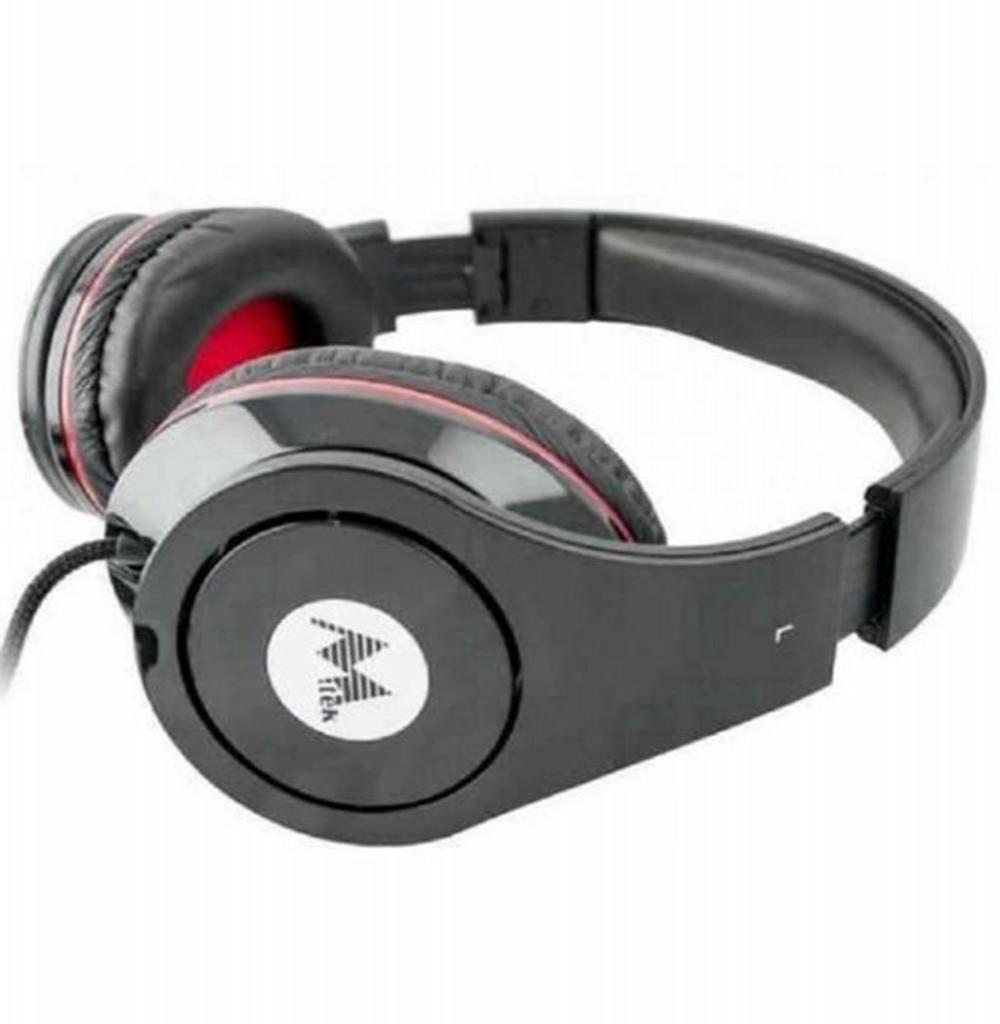 Fone com Microfone Mtek PG4 - Preto