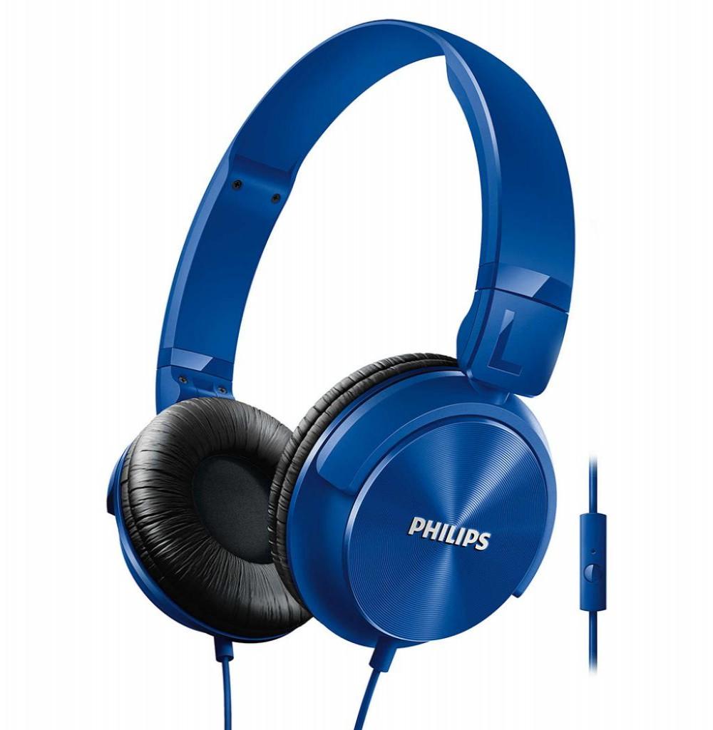 Fone de Ouvido Philips SHL-3065BL Azul