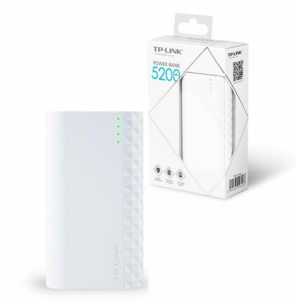 Carregador Portátil Tp-Link TL-PB5200 5200MAH Smart