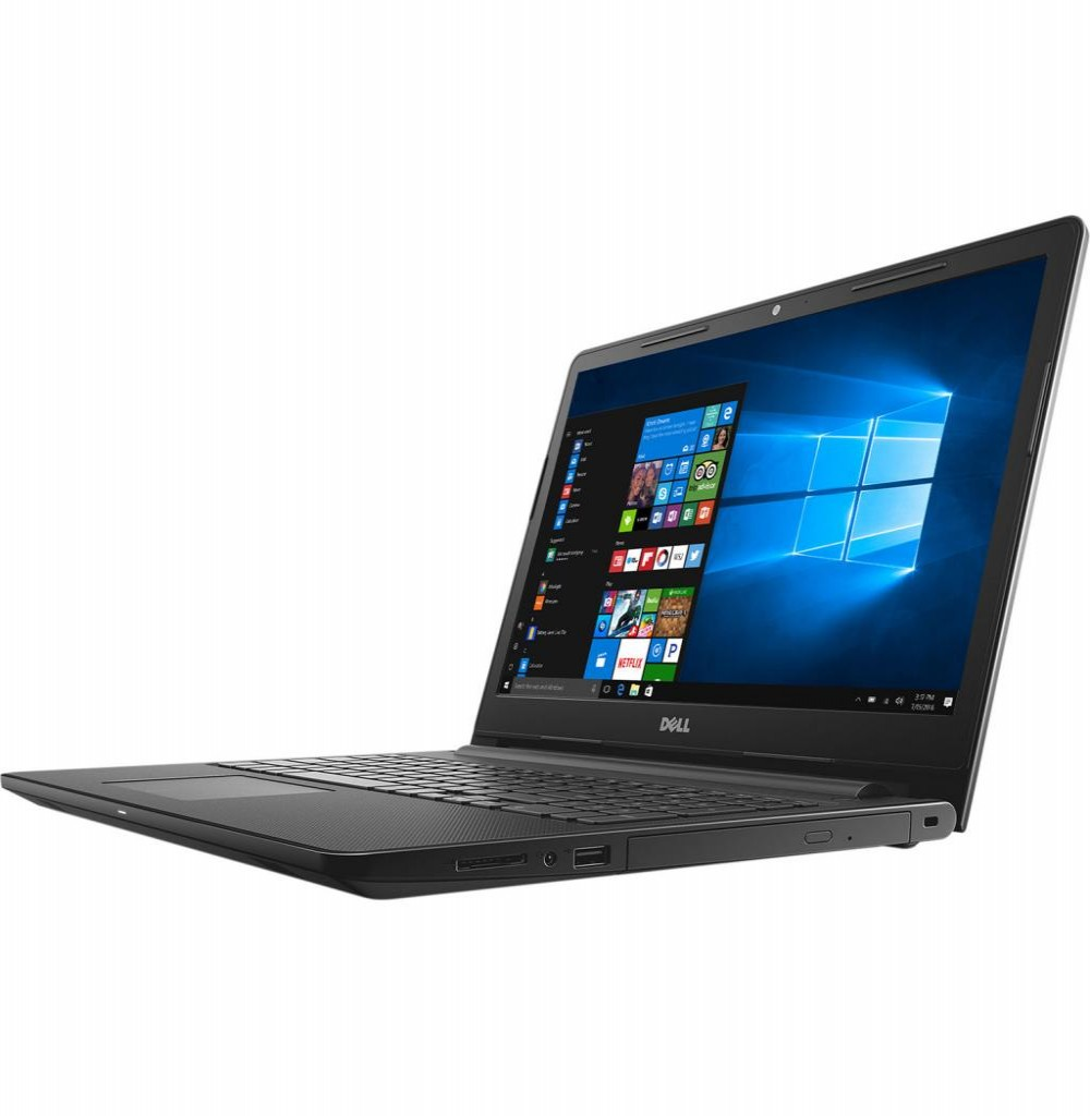 Notebook Dell I3567-5949BLK Intel Core i5 2.5GHZ / Memoria 8GB / SSD 256GB / Tela 15.6EQUOT; - Preto