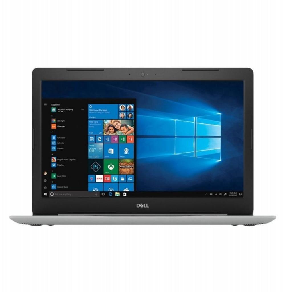 "Notebook Dell I5570-7987SLV Intel Core i7 2.7GHz / Memória 4GB + 16GB Optane / HD 1TB / 15.6"" / Windows 10"