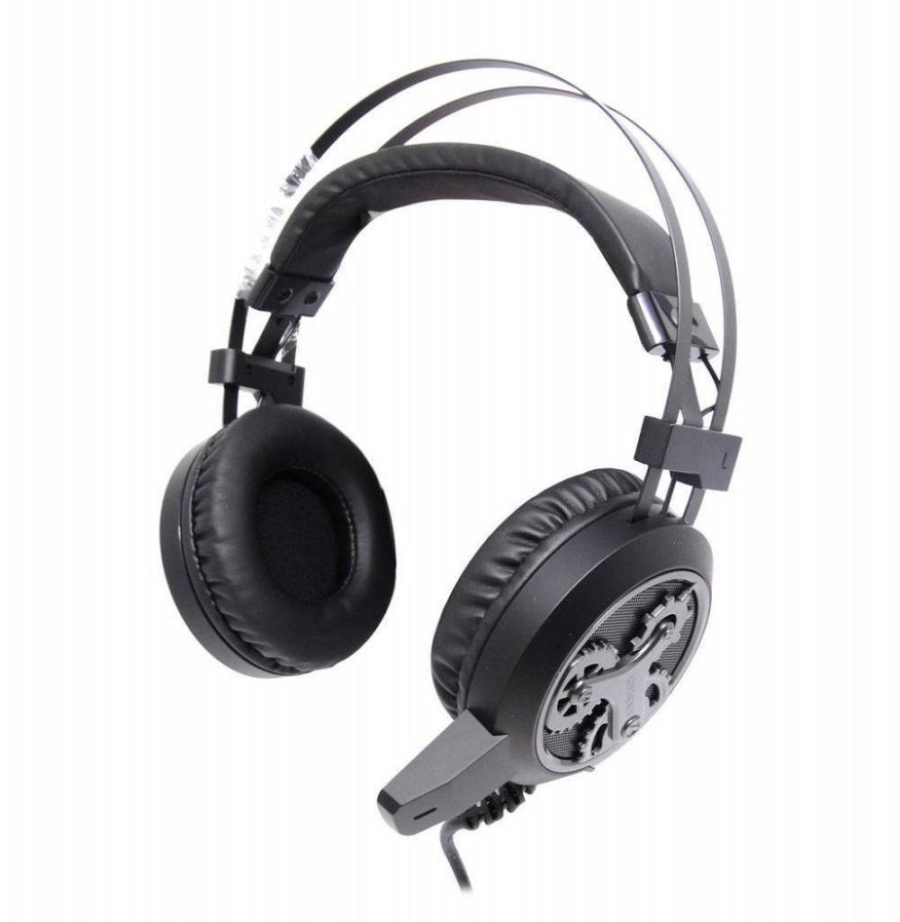 Fone Satellite com Microfone AE-3319 Gaming- Negro