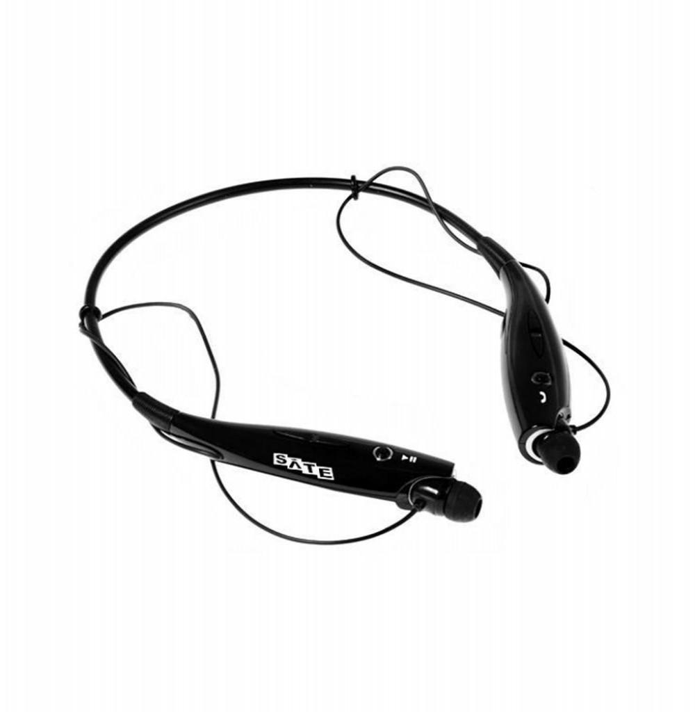 Fone de Ouvido Sem Fio Satellite AE-42B com Bluetooth/Microfone - Preto