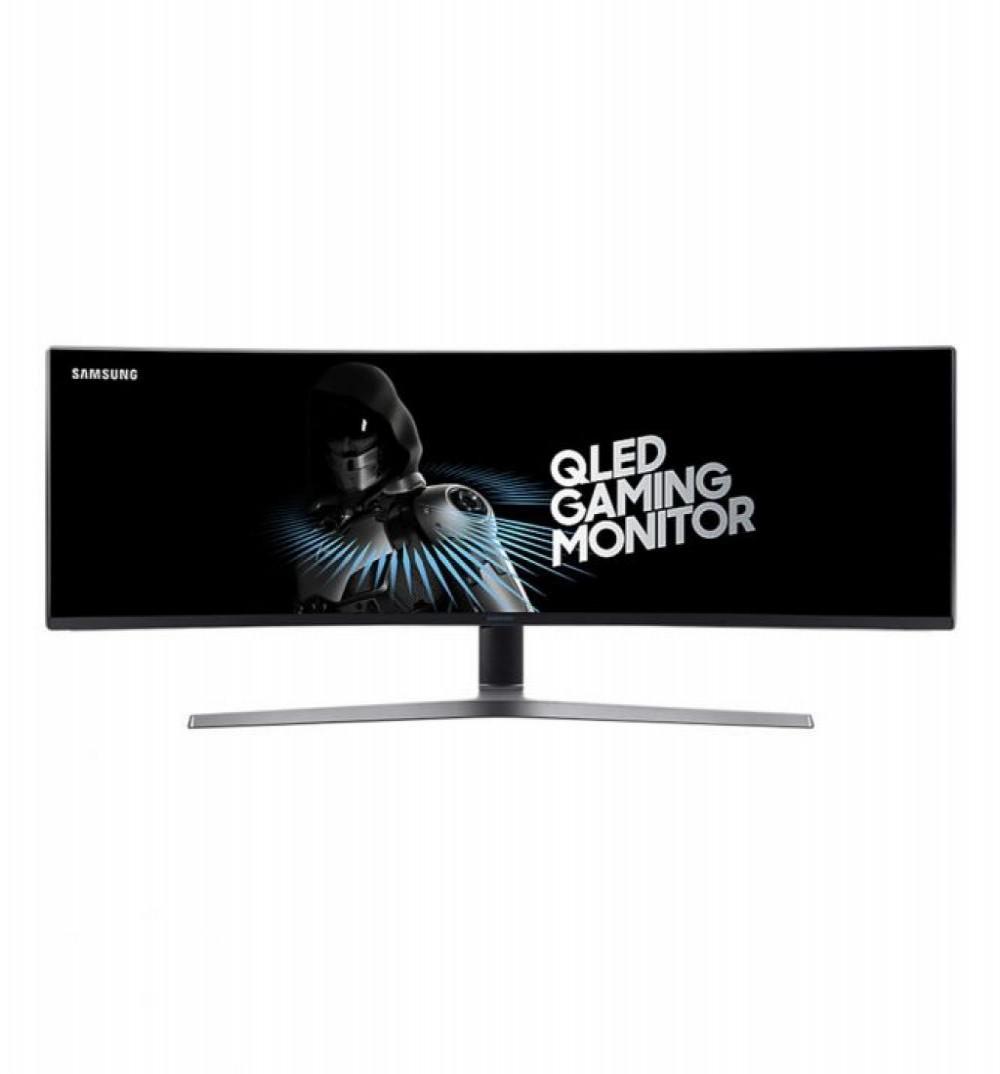 """Monitor LED 49"""" Samsung LC49HG90DMLXZX Curvo Gamer"""