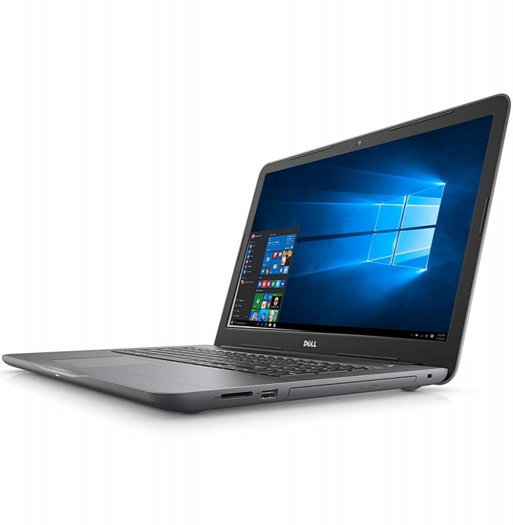"Notebook Dell I5767-6370GRY I7 2.7/16/2TB/DVD/C/17"" 4GB"