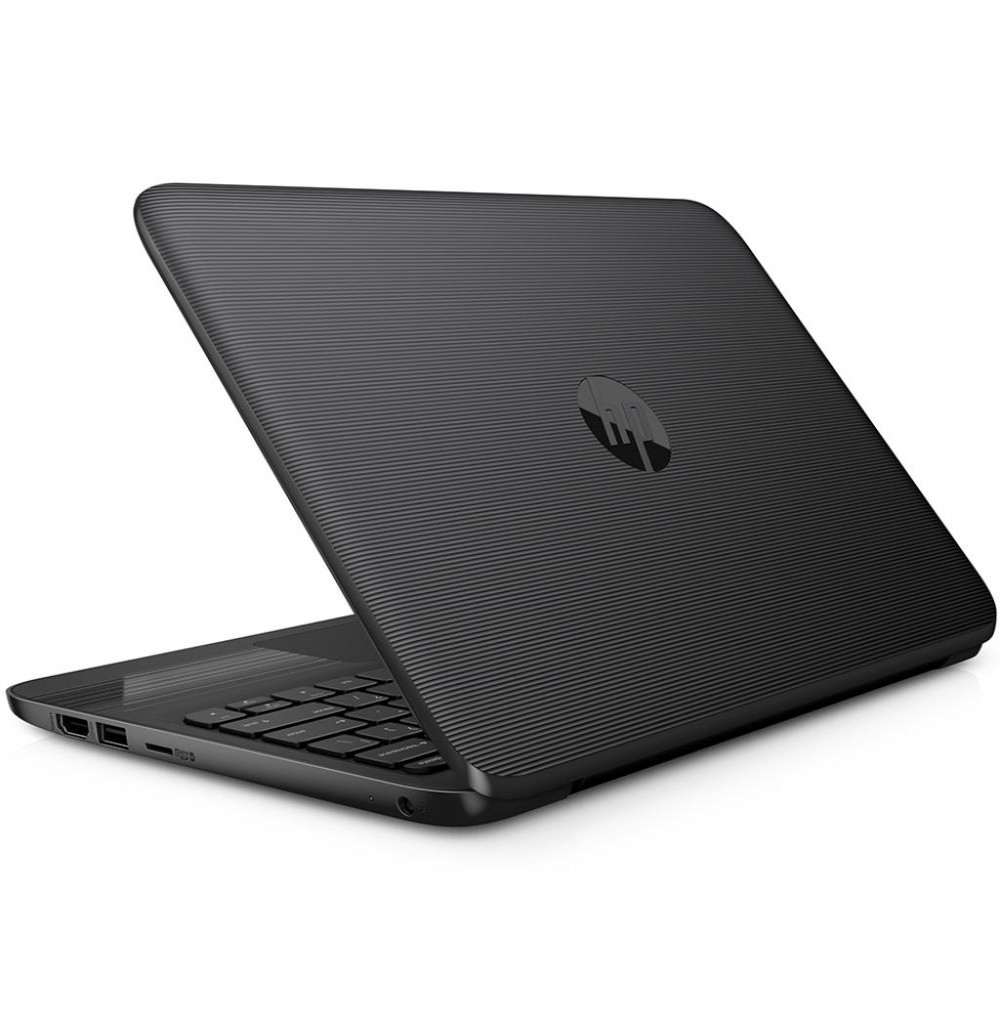 "Netbook HP Stream Laptop 11-ah117wm de 11.6"" com 1.1GHz/4GB RAM/32GB eMMC HD - Preto"