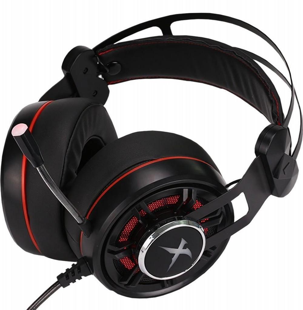 Headset para Jogos Xtrike Me Stereo GH-913 Preto/Vermelho