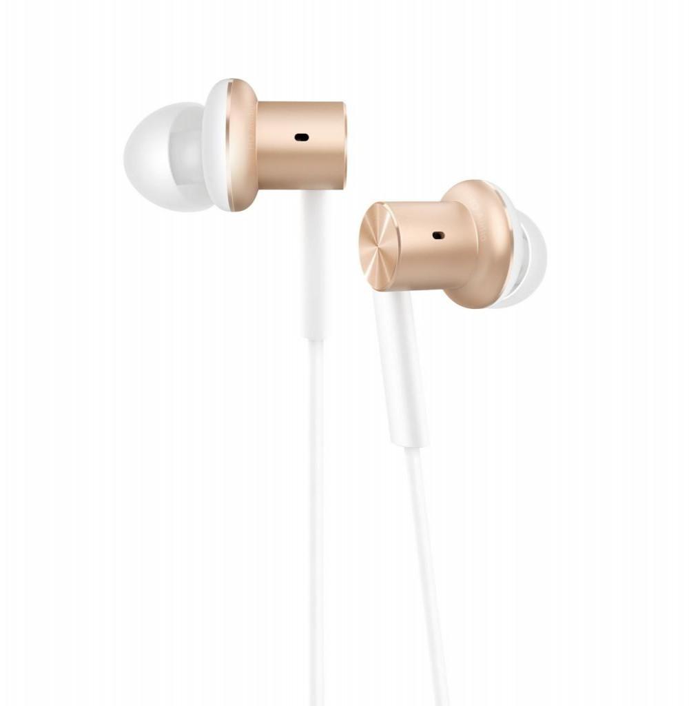 Fone de Ouvido Xiaomi Mi In-Ear Pro QTER01JY - Dourado