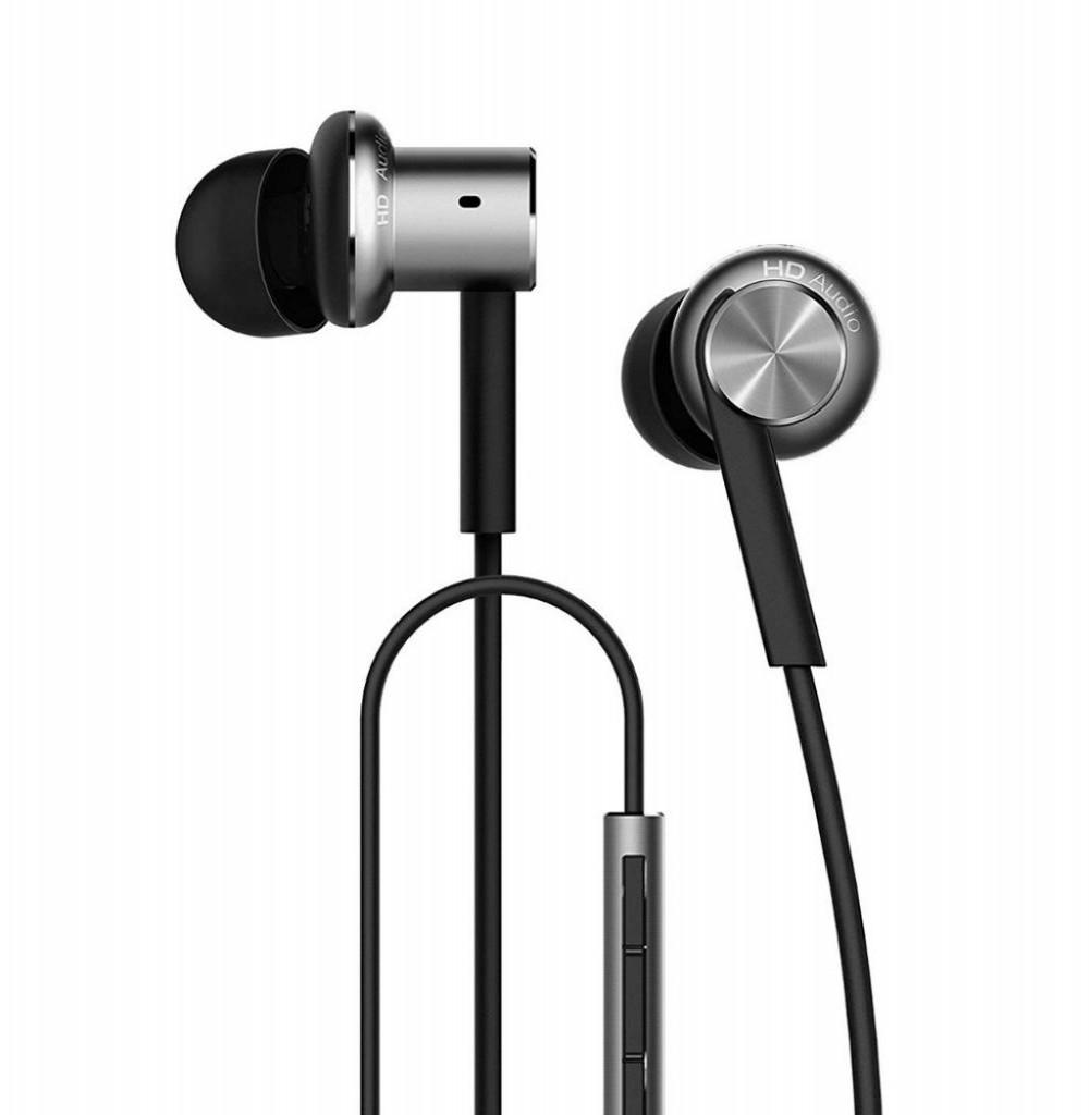 Fone de Ouvido Xiaomi Mi In-Ear Pro QTER01JY - Silver