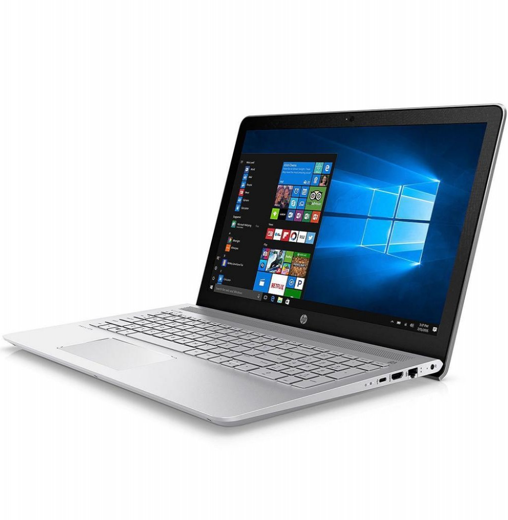 Notebook HP 15-CC178CL i7-8550U 15.6 8GB 2TB DVD Web W10 VGA 4GB