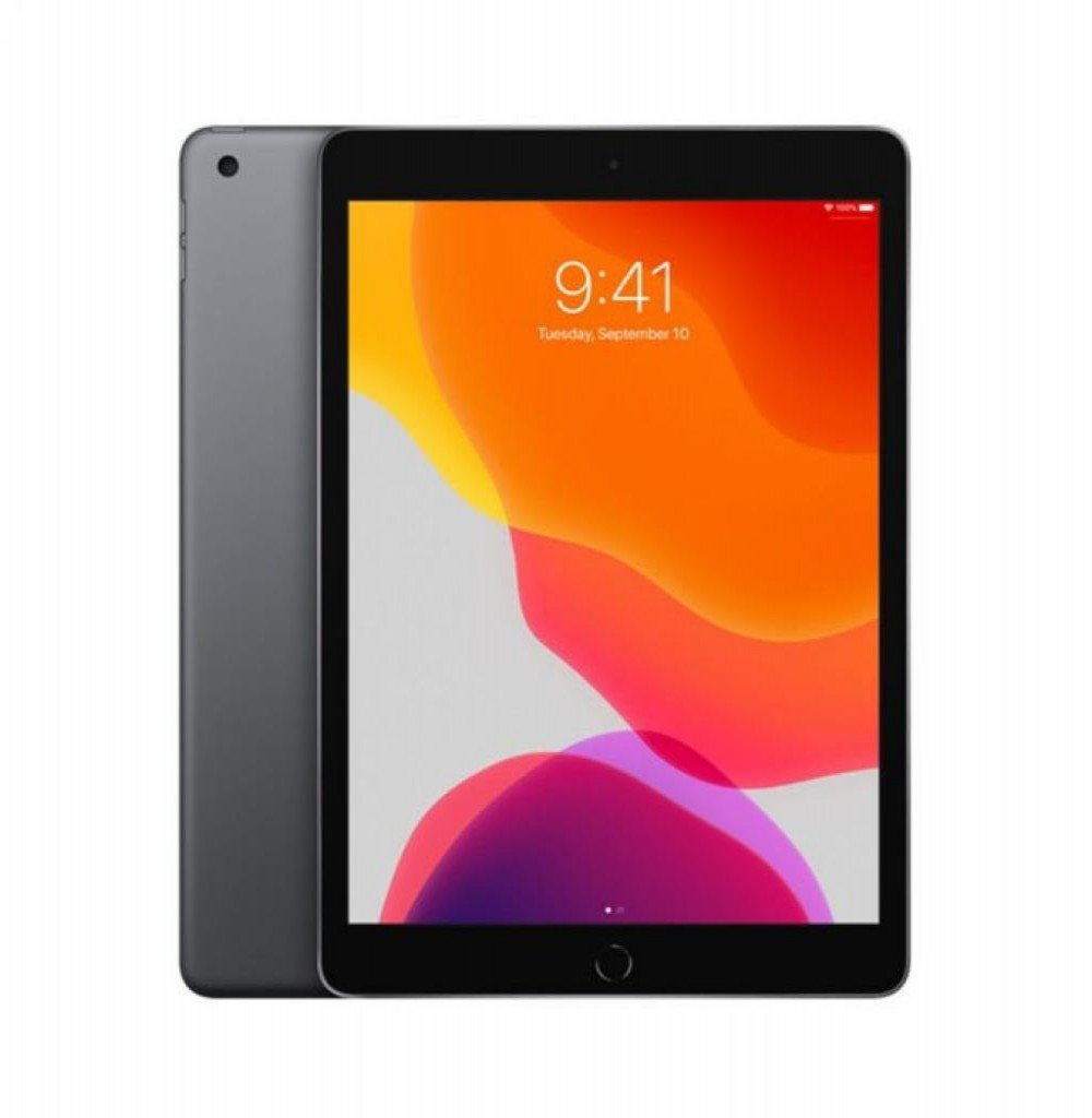 "Tablet Apple 7 128GB 10.2"" MW772LL/A WIFI Cinza"