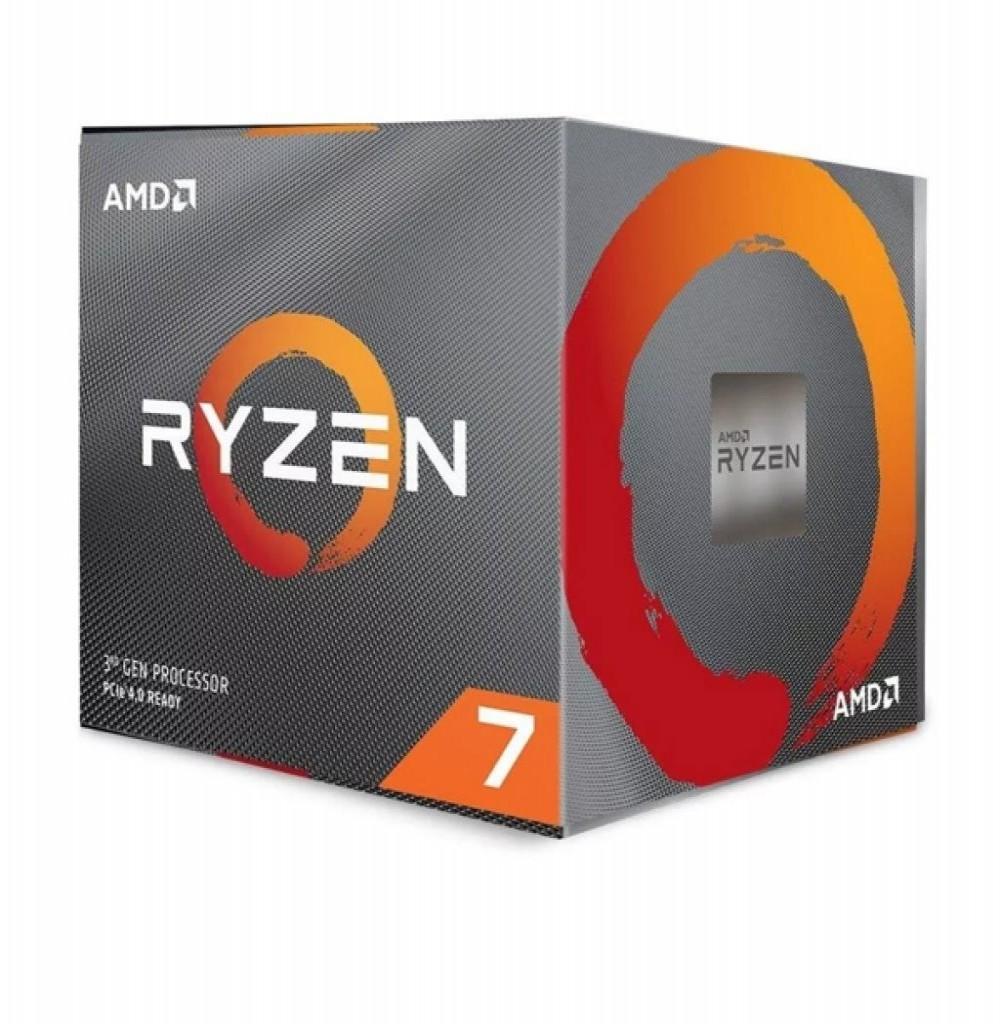 Processador AMD AM4 Ryzen R7-3700X 3.6GHZ 36MB