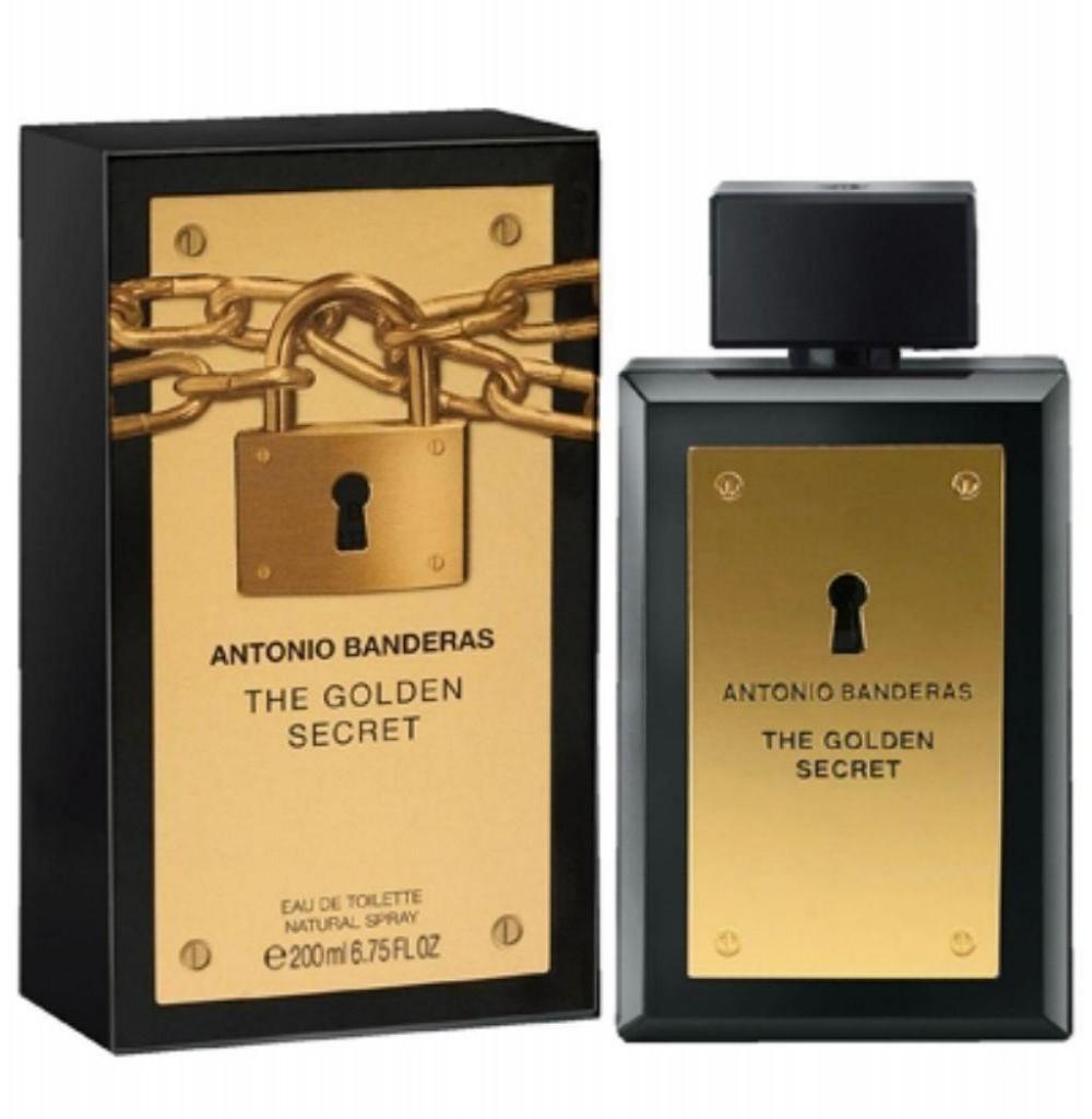 Antonio Banderas Golden Secret Masculino 200 ML