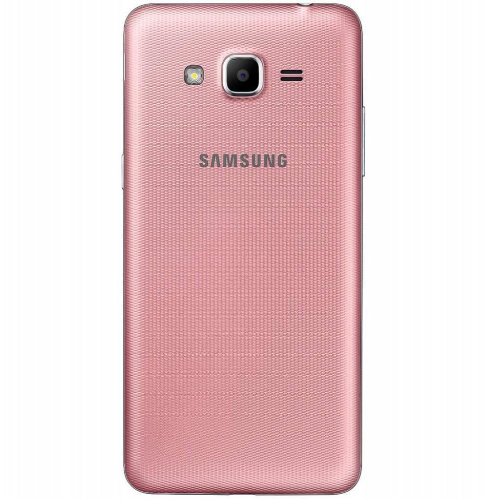 "Smartphone Samsung Galaxy J2 Prime SM-G532M/DS Dual SIM 16GB 5.0"" 8/5MP OS 6.0.1 - Rosa"