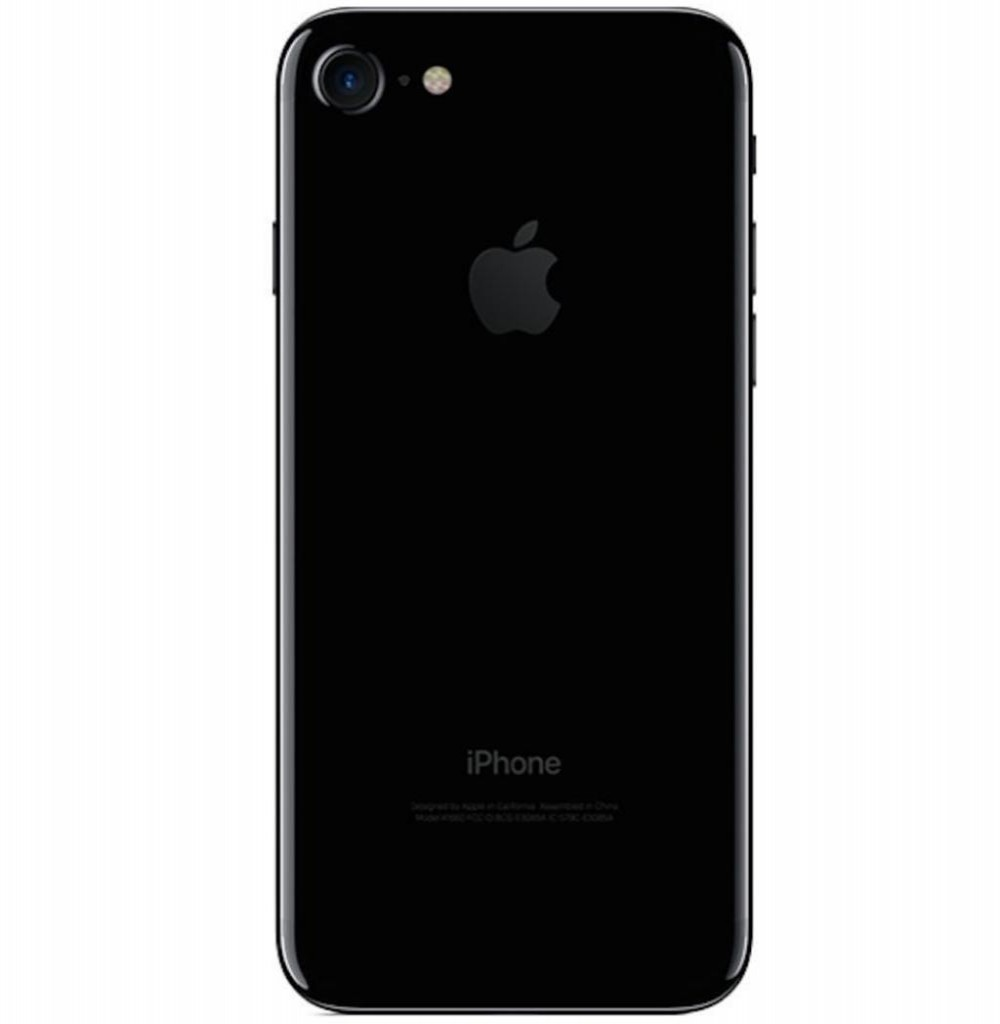 "Apple iPhone 7 Plus MNQM2BZ/A A1784 32GB Tela Retina 5.5"" 12MP/7.0MP iOS 10 - Preto Mate"