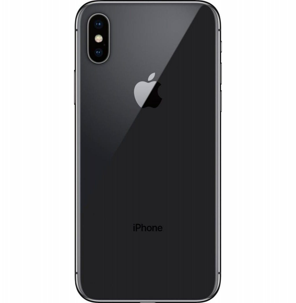 "Apple iPhone X A1901 BZ 256GB Tela Super Retina OLED 5.8"" 12MP/7MP iOS - Cinza Espacial"