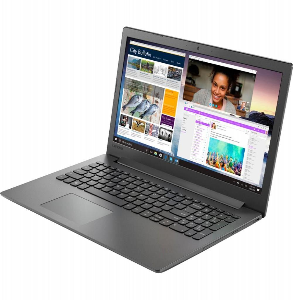 """Notebook Lenovo Ideapad 130-15AST AMD A6 2.6GHz / Memória 4GB / HD 500GB / 15.6"""" / Windows 10"""