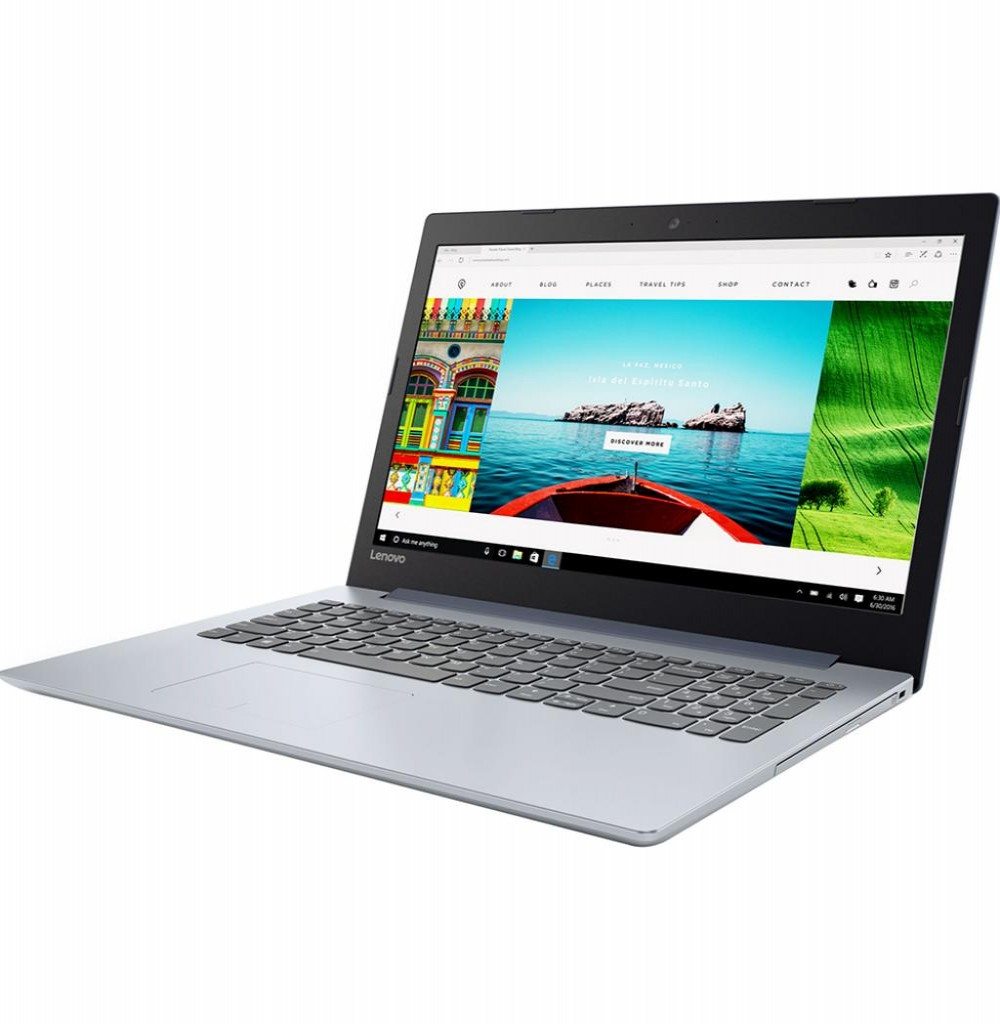 "Notebook Lenovo Ideapad 320-15ABR AMD A12 2.7GHz / Memória 8GB / HD 1TB / 15.6"" / Windows 10"