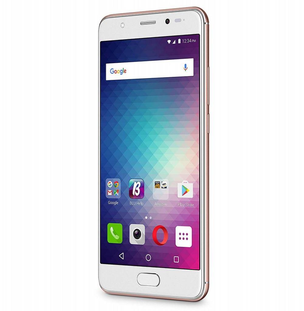 "Smartphone BLU Life One X2 Mini L0130UU Dual SIM 64GB Tela 5"" 13MP/8MP OS 6.0.1 - Rosa"