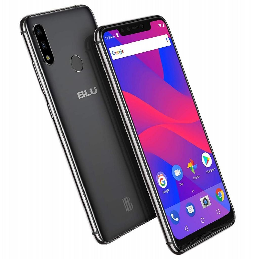 """Smartphone BLU Vivo XI V0330WW Dual SIM 32GB Tela 5.9"""" 16+5MP/16MP OS 8.1 - Preto"""