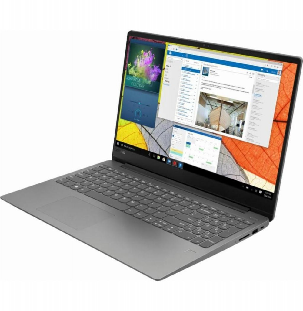 "Notebook Lenovo Ideapad 330S-15IKB Tela de 15.6"" com 1.6GHz/4GB RAM/1TB HD - Cinza"