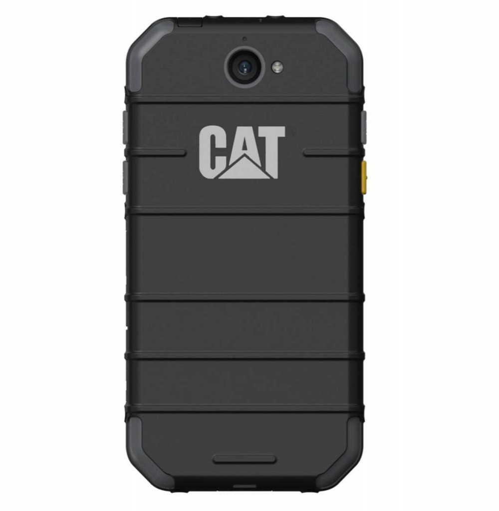 "Smartphone Caterpillar S41 Dual SIM 32GB Tela 5.0"" 13MP/8MP OS 7.0 - Preto"