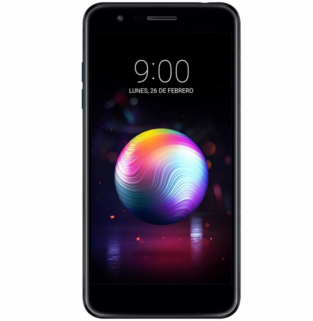 "Smartphone LG K11+ LM-X410FCW Dual SIM 32GB de 5.3"" 13MP/5MP OS 7.1.2 - Preto"