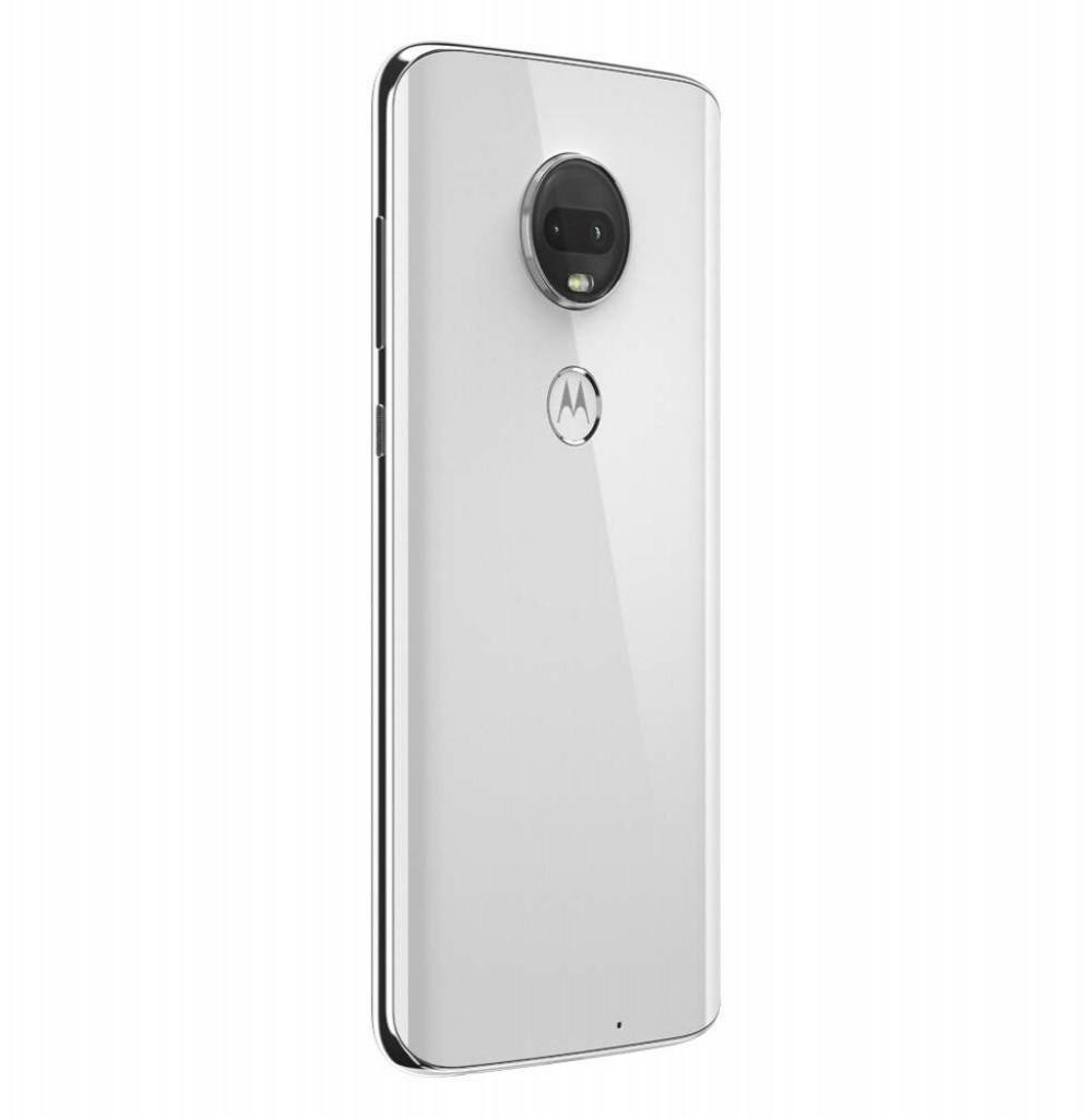 "Smartphone Motorola Moto G7 XT1962-4 Dual SIM 64GB de 6.2"" 12+5MP/8MP OS 9.0 - Branco"