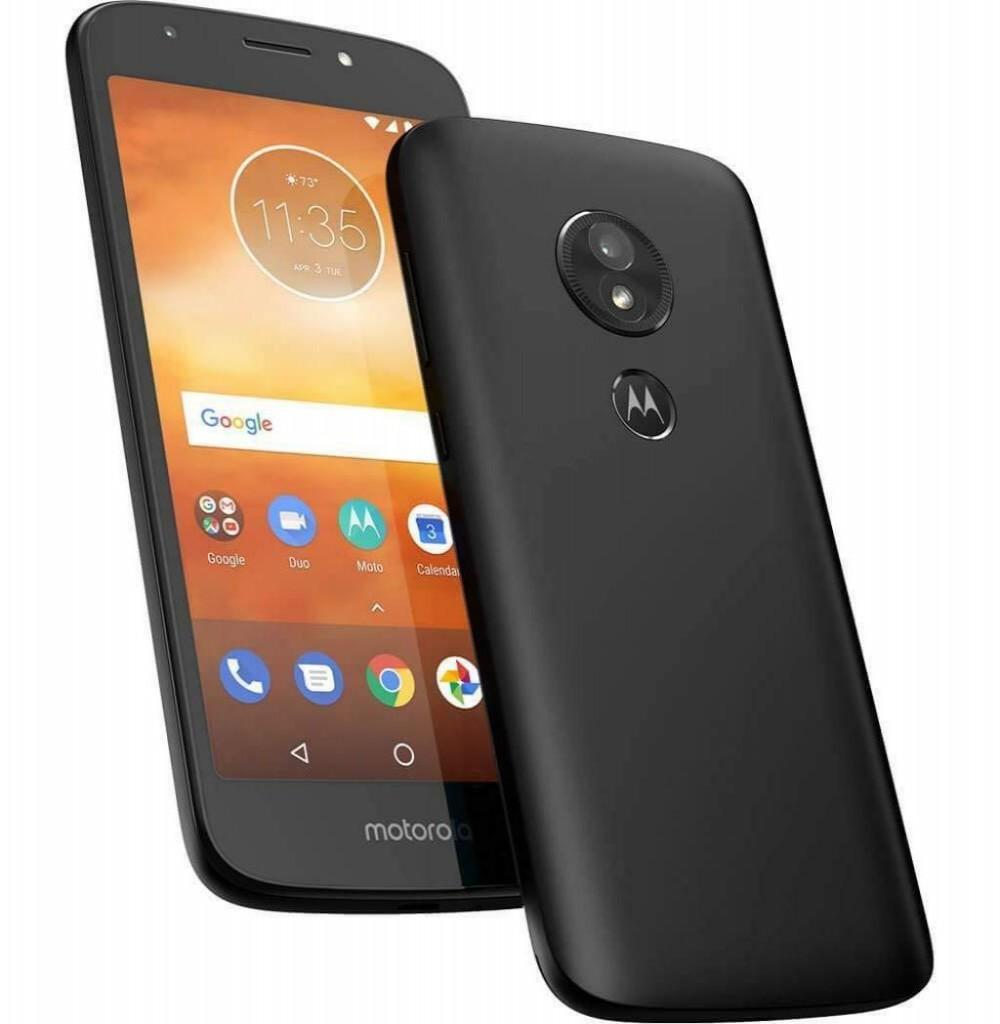 "Smartphone Motorola Moto E5 Play XT1920-19 Dual SIM 16GB 5.3"" 8MP/5MP OS 8.1.0"