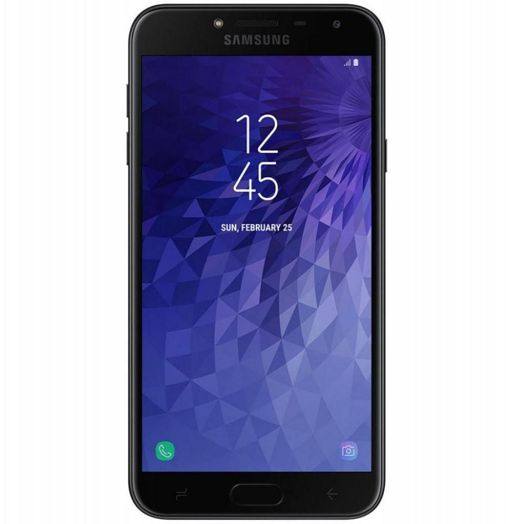"""Smartphone Samsung Galaxy J4 SM-J400M 32GB de 5.5"""" + Cartão Micro SD de 32GB - Preto"""
