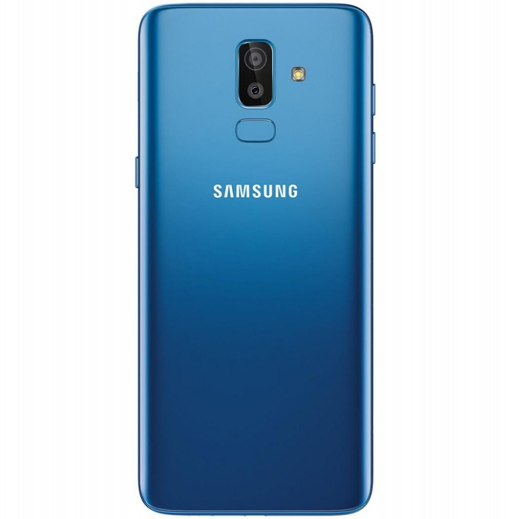 "Smartphone Samsung Galaxy J8 Infinity SM-J810G/DS DS 64GB 6.0"" 16+5/16MP OS 8.0 - Azul"