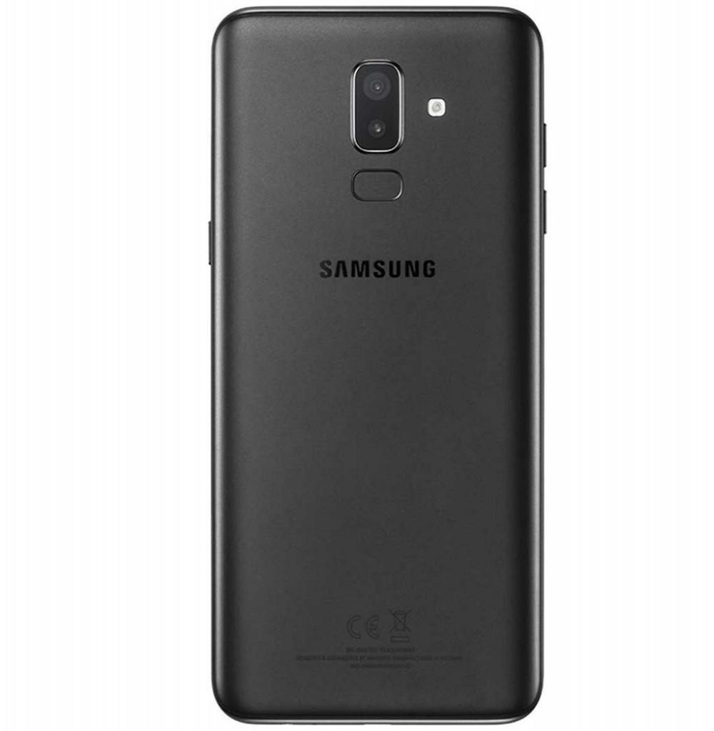 "Smartphone Samsung Galaxy J8 Infinity SM-J810G/DS DS 64GB 6.0"" 16+5/16MP OS 8.0 - Preto"