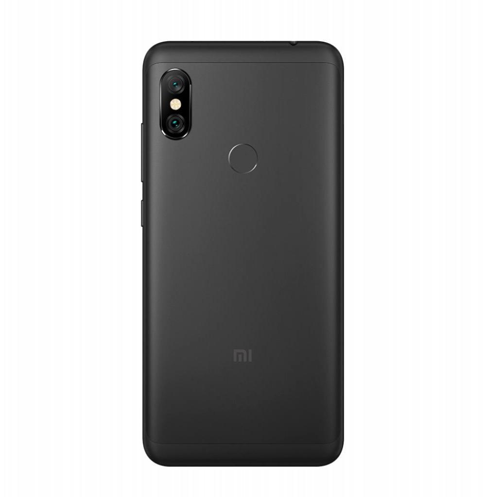 """Smartphone Xiaomi Redmi Note 6 Pro Dual SIM 64GB de 6.26"""" 12+5MP/20+2MP OS 8.1.0 - Preto"""