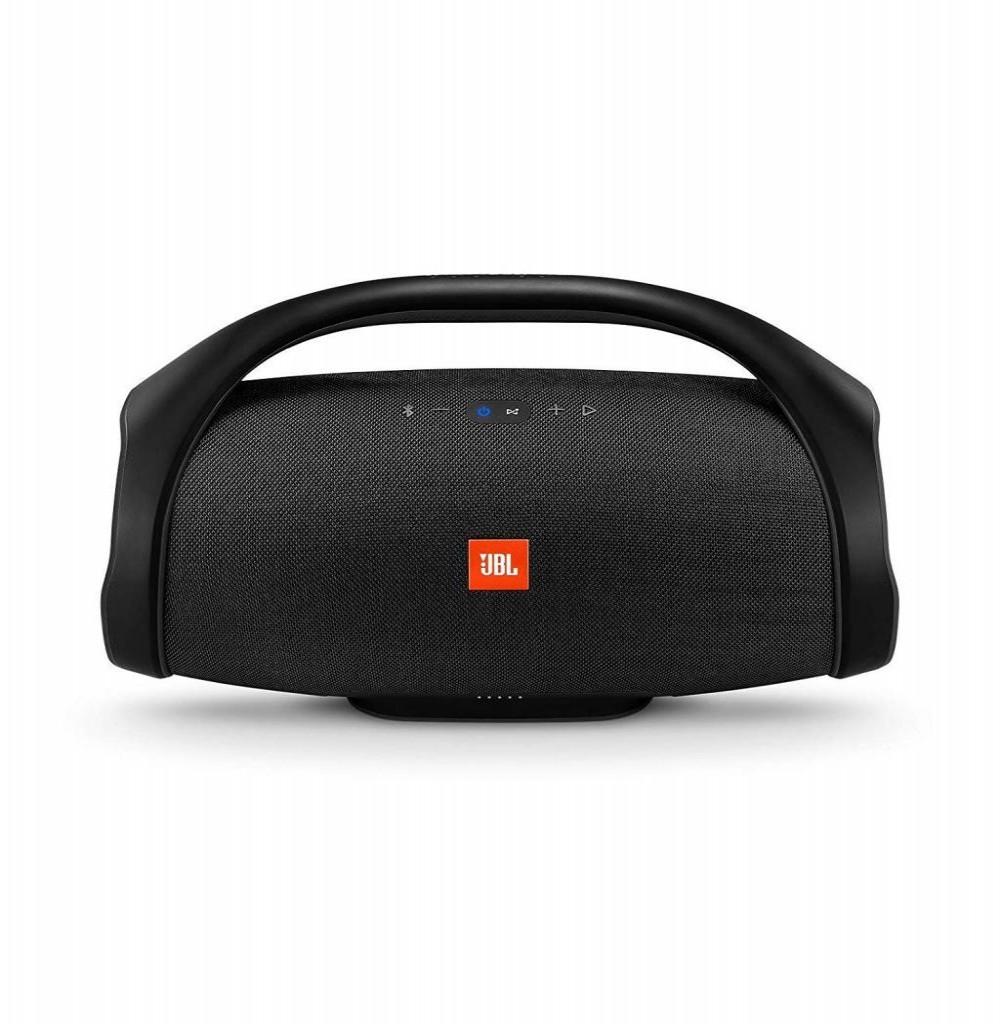 Speaker JBL Boombox com Bluetooth/USB/Auxiliar Bateria de 20.000 mAh - Preto