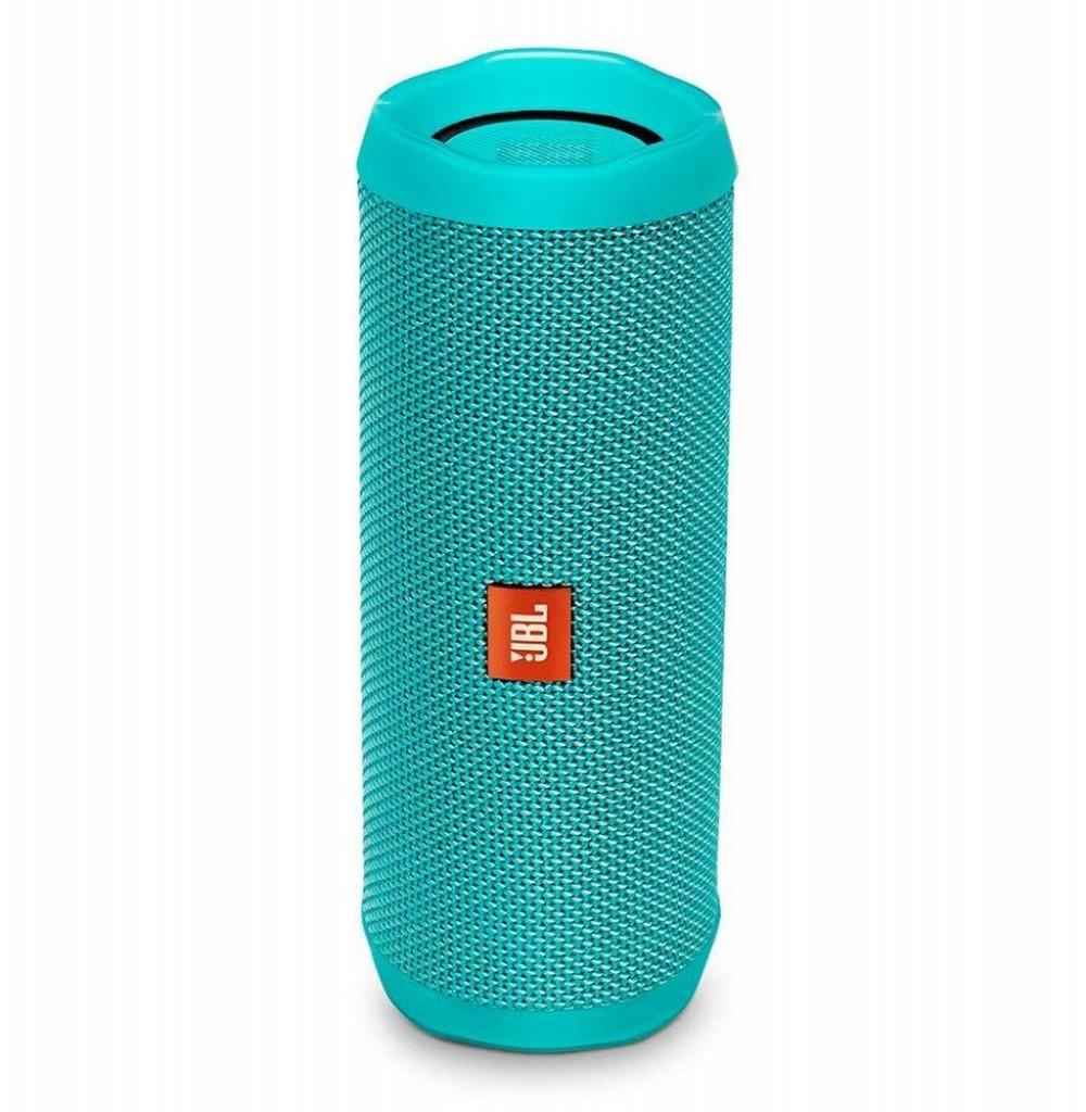 Speaker JBL Flip 4 16W com Bluetooth/Auxiliar Bateria 3000 mAh - Verde
