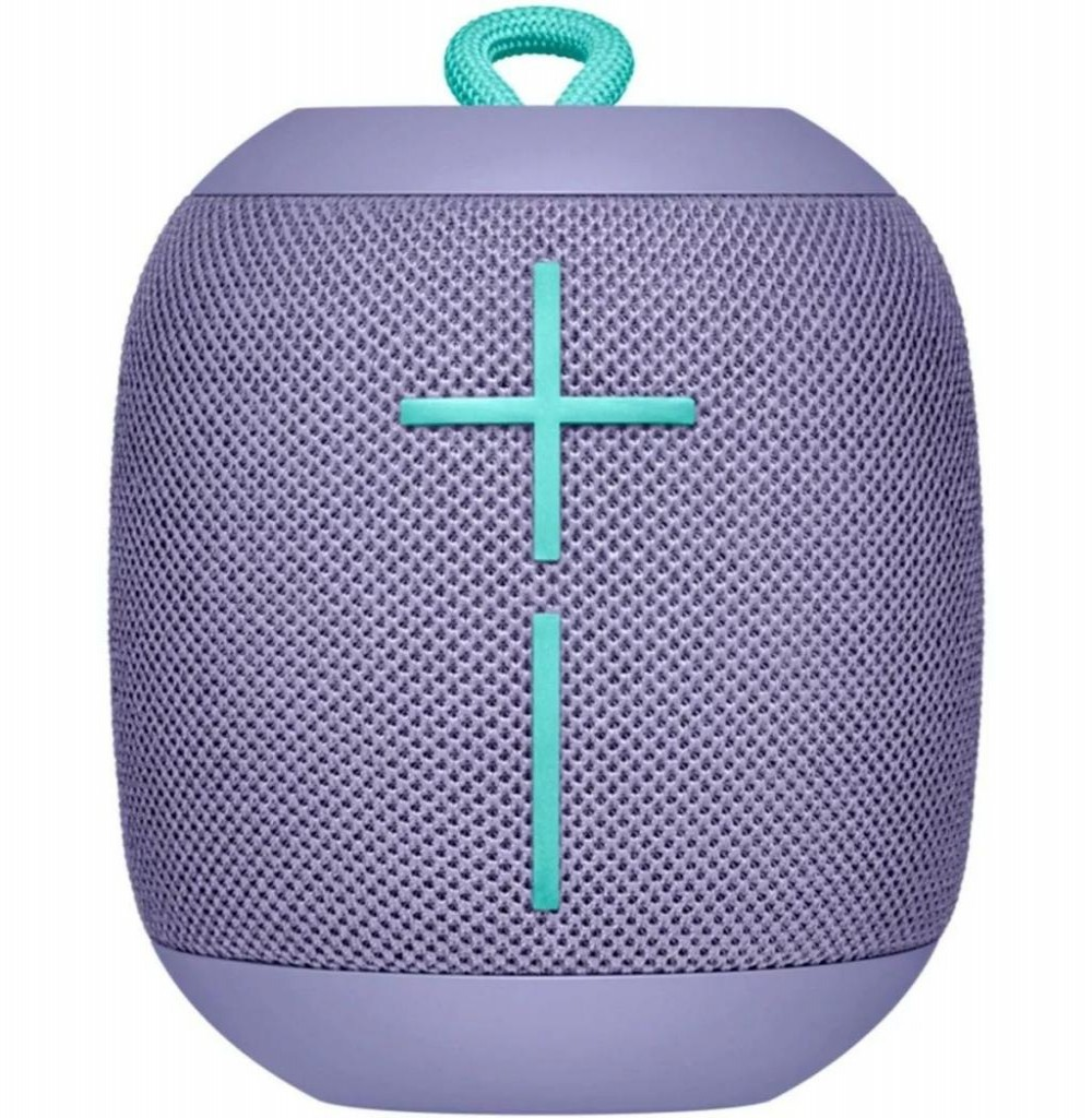 Caixa de Som de Som/Speaker Logitech Wonderboom Bluetooth - Lilas