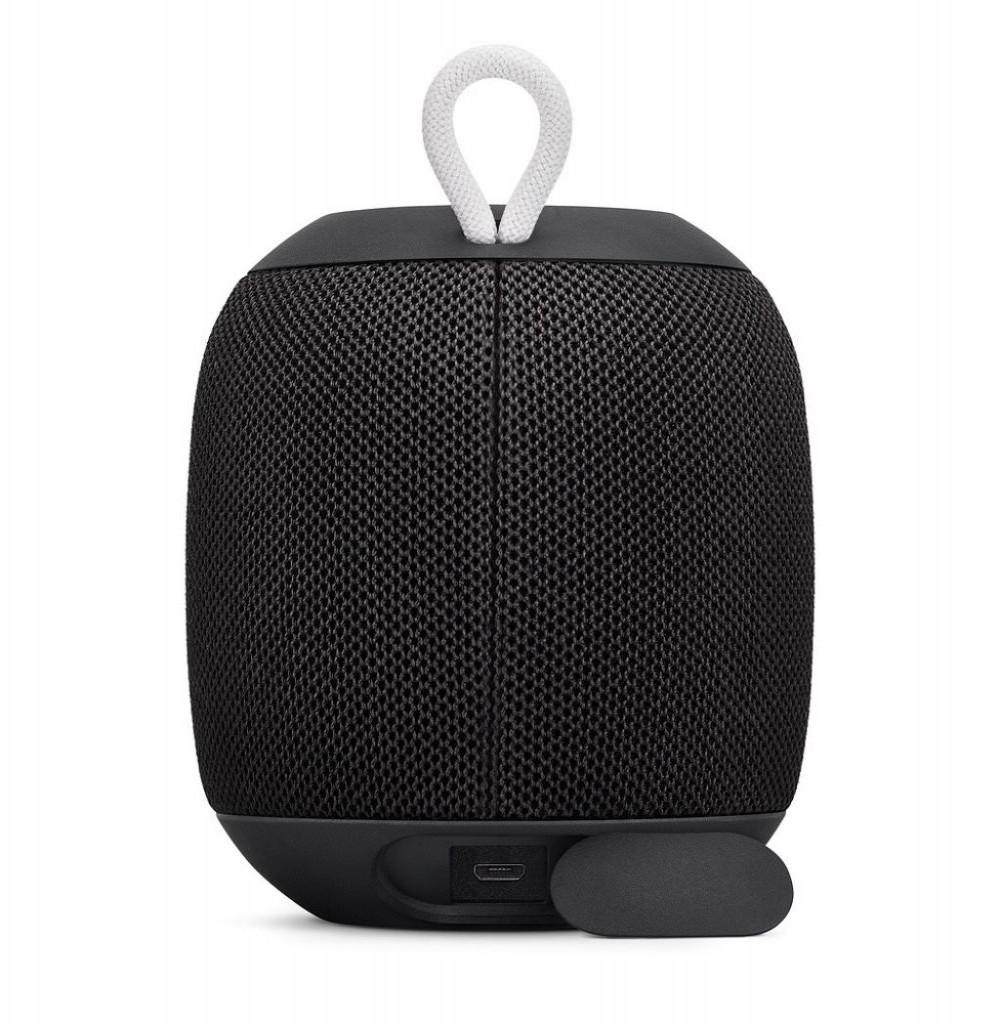 Caixa de Som de Som/Speaker Logitech Wonderboom Bluetooth - Preto