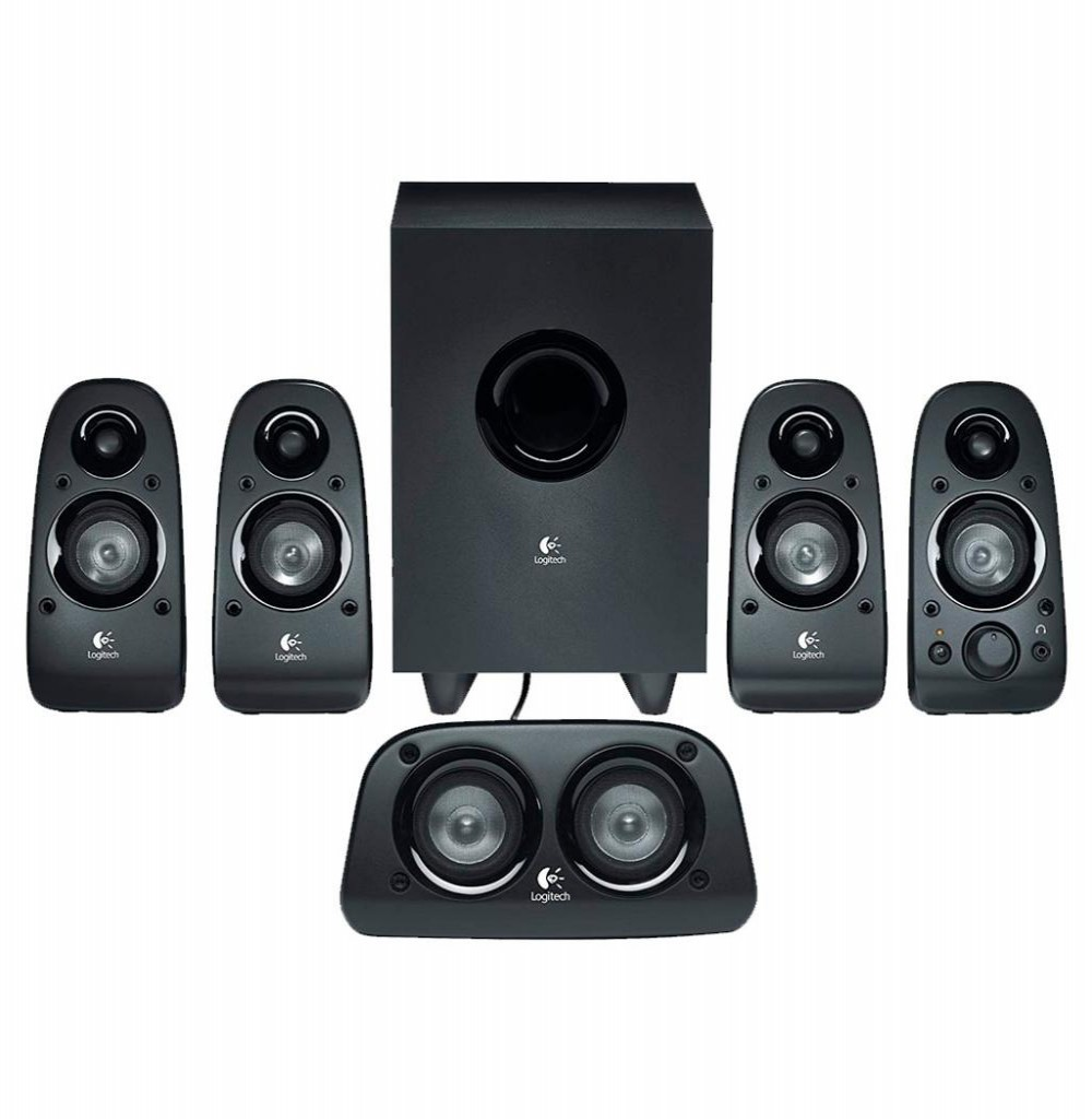 Home Theater Logitech Z506 150W 2V