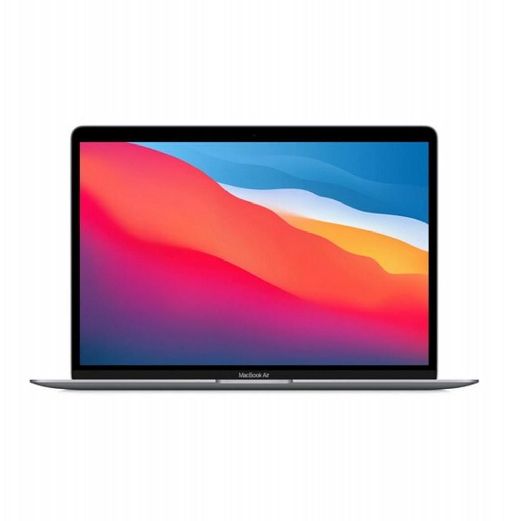 """Notebook Apple Mac Air MGN63LLA M1/8/256/13.3"""" Cinza"""