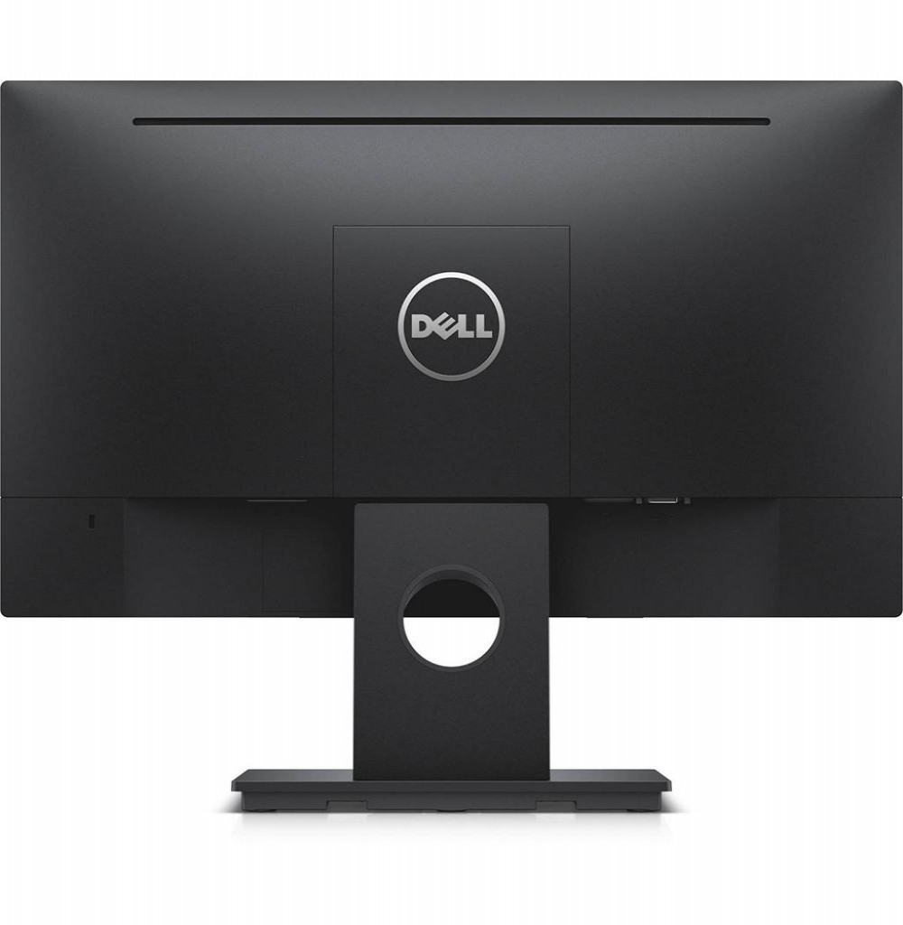 "Monitor LED de 19.5"" Dell E2016H HD com DisplayPort/VGA Bivolt - Preto"