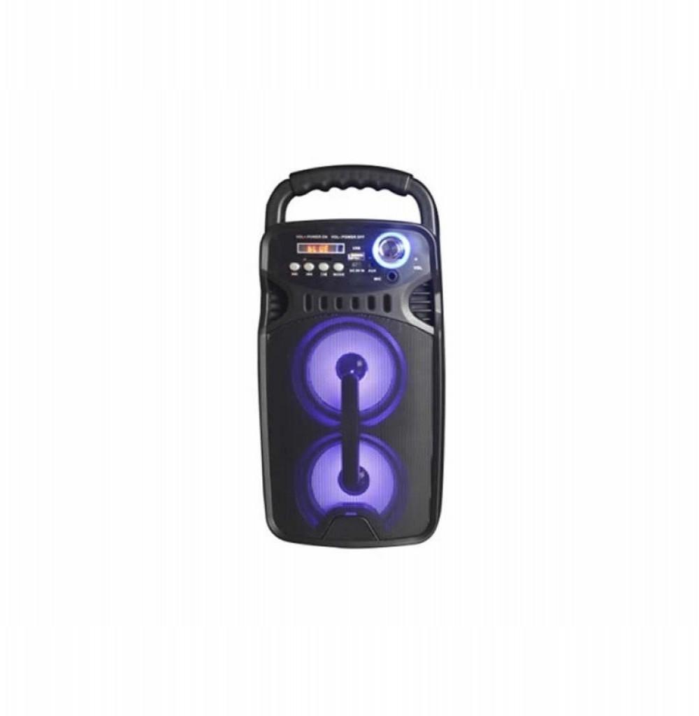 """Caixa de Som de Som Satellite AS-2501 AS-2501 2X4"""" Bluetooth/USB/SD/FM"""